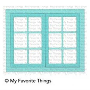 My Favorite Things Window Die-namics