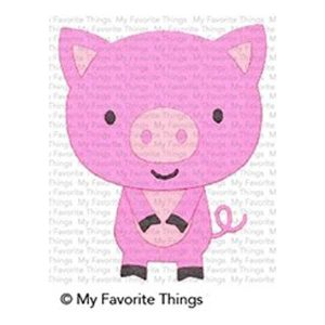 My Favorite Things Little Piggy Die-namics