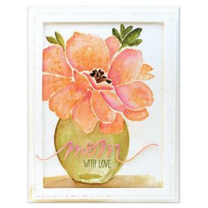 Penny Black Love You Mom Creative Dies class=