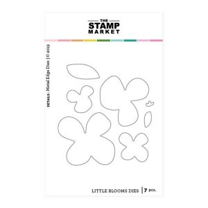 The Stamp Market Small Blooms Die