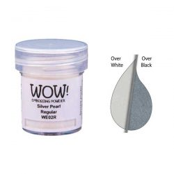 WOW! Silver Pearl Embossing Powder
