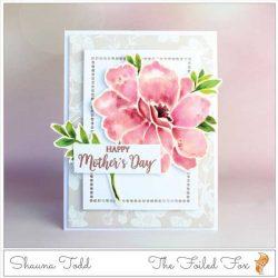 Penny Black Best Mom Stamp Set
