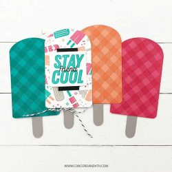 Concord & 9th Cool Treats Turnabout Stamp Set