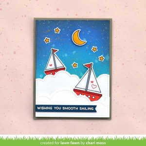 Lawn Fawn Smooth Sailing Stamp Set class=