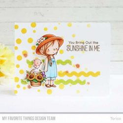 My Favorite Things BB Bring Out the Sunshine Stamp Set