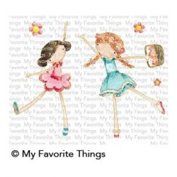 My Favorite Things Sweet Besties Stamp Set
