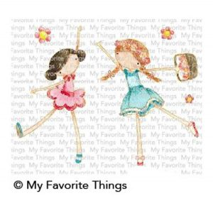My Favorite Things Sweet Besties Stamp Set class=