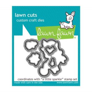 Lawn Fawn A Little Sparkle Lawn Cuts