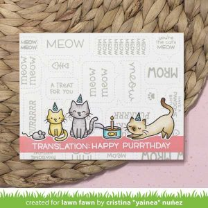 Lawn Fawn Stitched Speech Bubble Backdrop Lawn Cuts class=