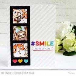 My Favorite Things Photo Booth Strip Die-namics