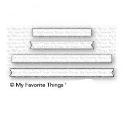 My Favorite Things Skinny Strips Die-namics