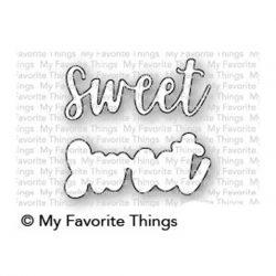 My Favorite Things Sweet Die-namics