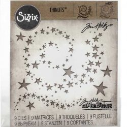 Sizzix Swirling Stars Die Set