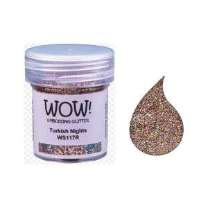 WOW! Turkish Nights Embossing Glitter
