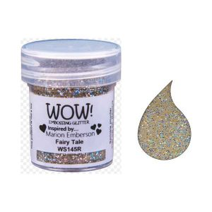 WOW! Fairy Tale Embossing Glitter