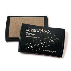 VersaMark Dazzle Watermark Stamp Pad - Champagne