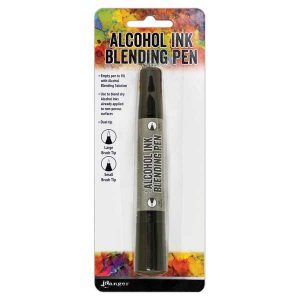 Tim Holtz Ranger Alcohol Ink Blending Pen - Empty class=