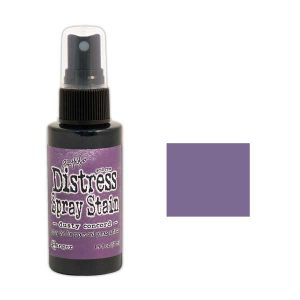 Tim Holtz Distress Spray Stain – Dusty Concord