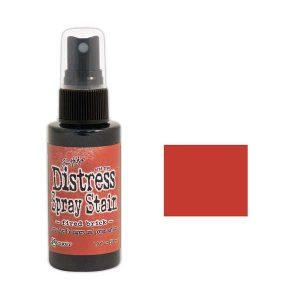 Tim Holtz Distress Spray Stain – Fired Brick