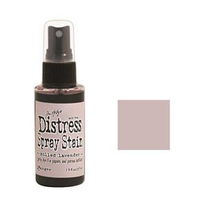 Tim Holtz Distress Spray Stain – Milled Lavender