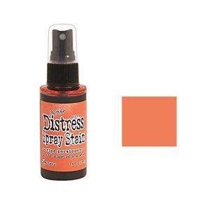 Tim Holtz Distress Spray Stain – Ripe Persimmon class=