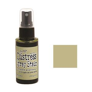 Tim Holtz Distress Spray Stain – Shabby Shutters