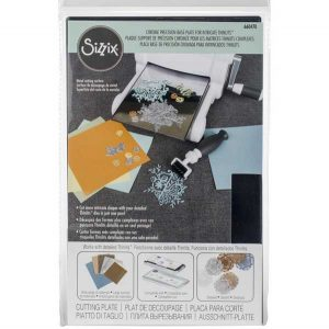 Sizzix Chrome Precision Base Plate