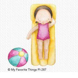 My Favorite Things Pure Innocence Hey, Sunshine Stamp Set