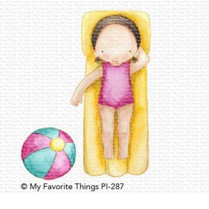 My Favorite Things Pure Innocence Hey, Sunshine Stamp Set class=