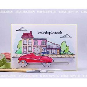 Purple Onion Designs Car Stamp class=