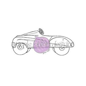 Purple Onion Designs Car Stamp