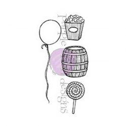 Purple Onion Designs Fair Accessories Stamp
