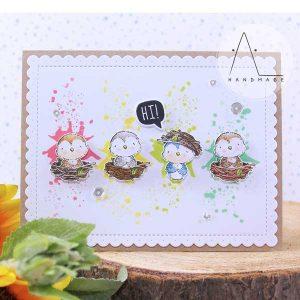 Purple Onion Designs Nest Stamp class=