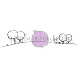 Purple Onion Designs Tree Line