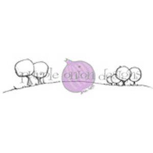 Purple Onion Designs Tree Line