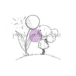 Purple Onion Designs Wishing (Mouse & Dandelion)