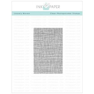 Ink To Paper Loosely Woven Stamp Set