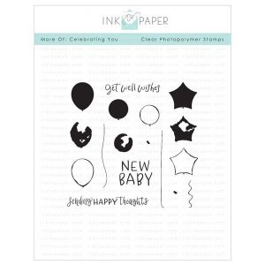 Ink To Paper More Of: Celebrating You Stamp Set