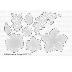 My Favorite Things Tropical Flowers Die-namics