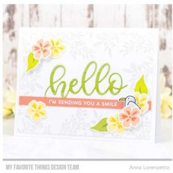 My Favorite Things Well, Hello Stamp Set