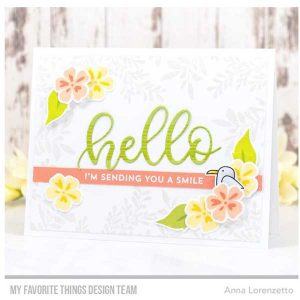 My Favorite Things Well, Hello Stamp Set class=
