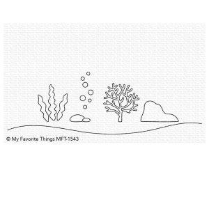My Favorite Things Under the Sea Die-namics