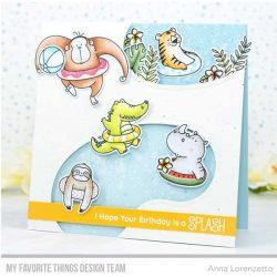 My Favorite Things BB Sunshine & Friendship Stamp Set