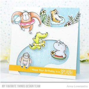 My Favorite Things BB Sunshine & Friendship Stamp Set class=