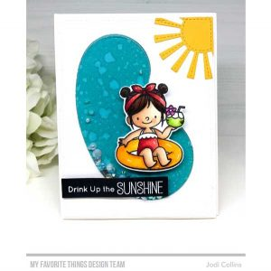 My Favorite Things BB Drink Up The Sunshine Stamp Set class=