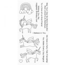 My Favorite Things Fairy-Tale Friends Stamp Set