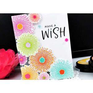 Ink To Paper Dandelion Wishes Stamp Set class=