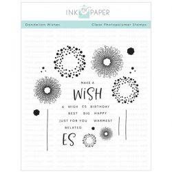 Ink To Paper Dandelion Wishes Stamp Set