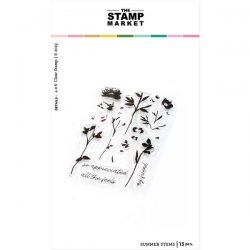 The Stamp Market Summer Stems Stamp Set