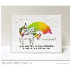 My Favorite Things Magical Rainbow Die-namics